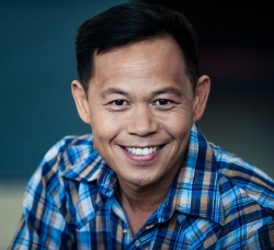 Meet Award-Winning Actor and Martial Artist Ernie Reyes, Jr. in Oregon on May 21