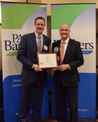 Mars National Bank Receives Recognition Award for 115 Charter Anniversary