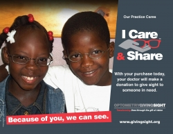 Giving the Gift of Sight to Hundreds Around the World