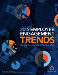 Quantum Workplace Survey Finds Employee Engagement Flatlines Due to Manager Deficiencies