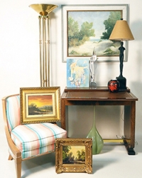 Art and Furnishings Auction Featuring Texas Artists