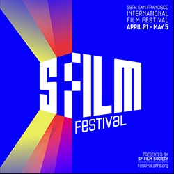 Cutting Edge Creativity from SF's MUSEbrands for the 59th Annual San Francisco International Film Festival