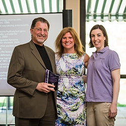 The Morgan Leary Vaughan Fund Honors Dr. Edmund F. La Gamma