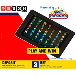 New Online Casinos with Unique Bonuses: 138 Gives Out Tablets