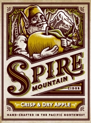 Spire Mountain Ciders Releases Crisp & Dry Apple Cider
