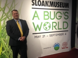 Local Company Sponsors Flint Bug Exhibit