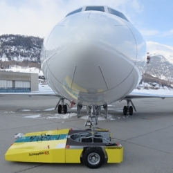 Finally, an Aircraft Tug Technology That Generates Revenue for the Aviation Industry