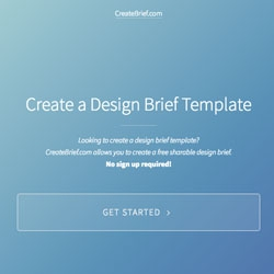 Placement Labs Launches CreateBrief.com - Free Design Brief Template