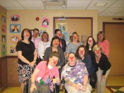 Woodmere Rehabilitation (WR&HCC) Will Participate in Red Nose Day