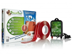 Bomba-Deal Announces Launch of Innovative Shock Tape Bird and Pigeon Control and Repellent Electric DIY Kit