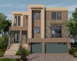 American west homes grand opens new community for American west homes floor plans