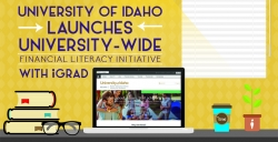 University of Idaho Launches University-Wide Financial Education Initiative with iGrad