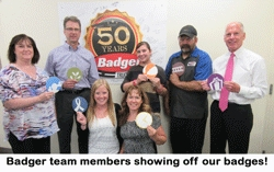 Badger Truck Center Recognized for Company Culture