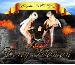"Iconic Actor/ Musician Corey Feldman Releases Highly Anticipated Double Album ""Angelic 2 The Core"