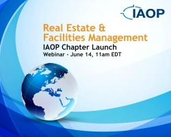 IAOP Launches Real Estate & Facilities Management Chapter