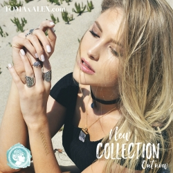 A Symbolic Jewelry Collection: TOMAxALEX Release Their New Summer Love Jewelry Collection
