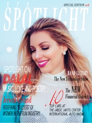 EPN MAGAZINE Launches Their First Print Magazine Where Entrepreneurship Meets Creative and Individualism