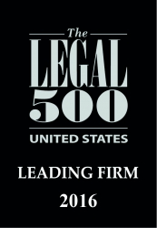 Rivkin Radler Recognized in The Legal 500