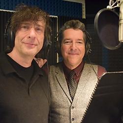 Geoff Notkin and George R.R. Martin to Appear at Neil Gaiman Film Screening Saturday, July 9