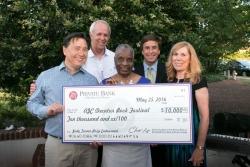 AJC Decatur Book Festival, Bank Establish Prize Honoring Judy Turner