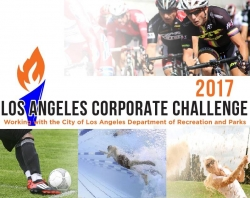 LA Corporate Challenge - 500 Businesses, Thousands of Employees, a Fun Filled Time for Everyone