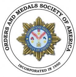 Orders & Medals Society of America Annual Convention in Pittsburgh, PA August 11-14, 2016