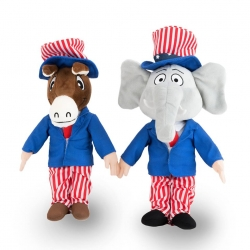 New Dolls Look to Take Advantage of Tide Toward Political Incorrectness During Election Season