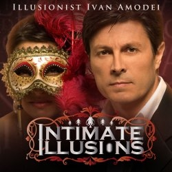 Master Illusionist Ivan Amodei: Intimate Illusions Tours This Weekend