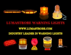 Lumastrobe Warning Lights, the Leader in Safety Warning Lights, Launches New Website with New Diverse Range of Products, Custom Orders and Top Professional Service