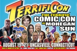 TerrifiCon Delivers Star-Studded Comic Con to Mohegan Sun on August 19-21