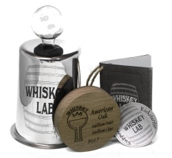 Whiskey Lab Barrel-Aging, Without the Barrel