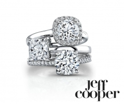 Bridal Jewelry Designer Jeff Cooper Designs Joins GemFind's JewelCloud®