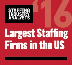 Insight Global Recognized as #12 Overall Largest Staffing Firm in U.S.