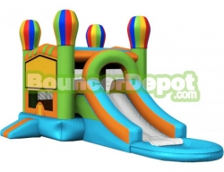 Bouncer Depot Introduces Labor Day Specials on Inflatable Bounce Houses and Water Slides