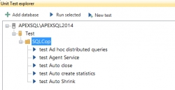 ApexSQL Unit Test 2016 Released