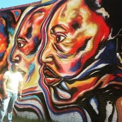 Atlanta Artist Corey Barksdale Selected as Muralist for Dr. King Monument Project Funded by Georgia Tourism Product Development Grant