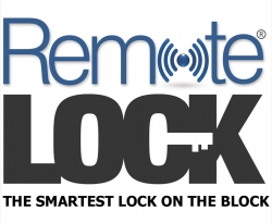 RemoteLock 5i WiFi Smart Lock for Rentals, Home and Office Access Management