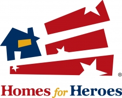 Homes for Heroes® Affiliate Real Estate Specialist Gives Back to More Than 250 Local Heroes