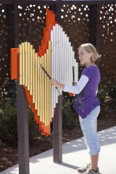 Noah's Park and Playgrounds Selling Freenotes Harmony Park Outdoor Instruments