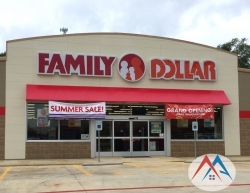 Max Alley Delivers 3 Family Dollar Stores for Simultaneous Grand Openings