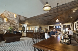 Expanded Docks Oyster House Opens Its Doors with Celebrated Design by Lynn Gaffney Architect
