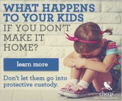 CHERP™ Answers Parents' Most Worrisome Question - What Happens to Your Kids If You Die