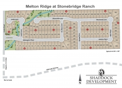 Building Slated to Begin on Historical Melton Ridge Subdivision at Stonebridge Ranch