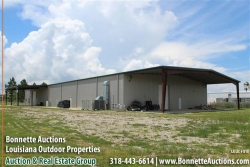 Industrial Facility in Vermillion Parish, LA to Sell at Auction