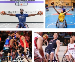 Professional Wheelchair Basketball Franchises Now Available for a Limited Time