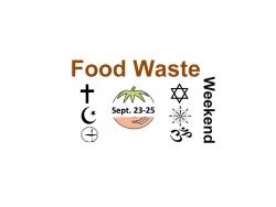 Save the Date: Food Waste Weekend