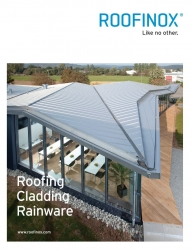 New Roofinox Brochure Highlights Full-Line of Stainless Steel Roofing Products