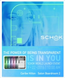 Schok World Launch Event - The Revolution in High Performance Vibrant Android Tablets Has Arrived