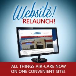 Air-Care Unveils Redesigned Website