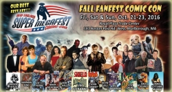 Macguyver, Bruce Wayne, The Karate Kid, Darth Maul & Shawn Michaels are Coming to New England Super Megafest Comic Con